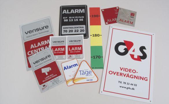 Best In Class Custom Labels Transfers Stickers Manufacturer